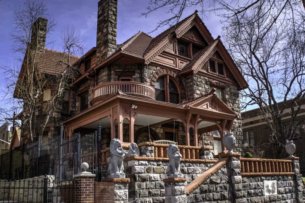 Molly Brown House Museum, Denver