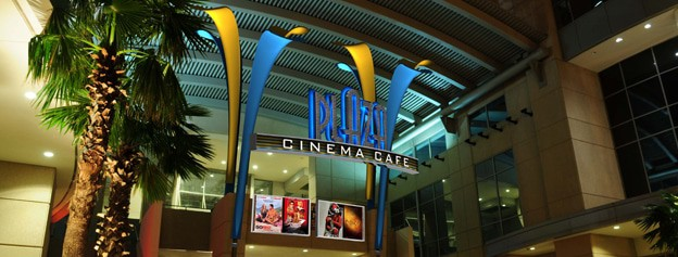 Cobb Plaza Cinema Cafe