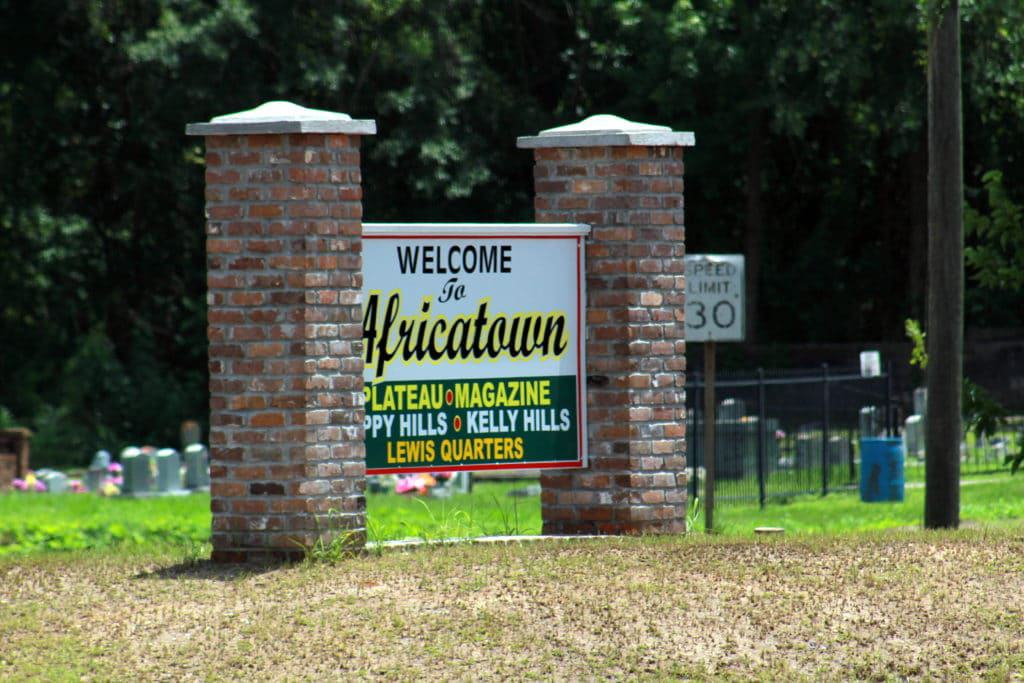 Africatown, Mobile