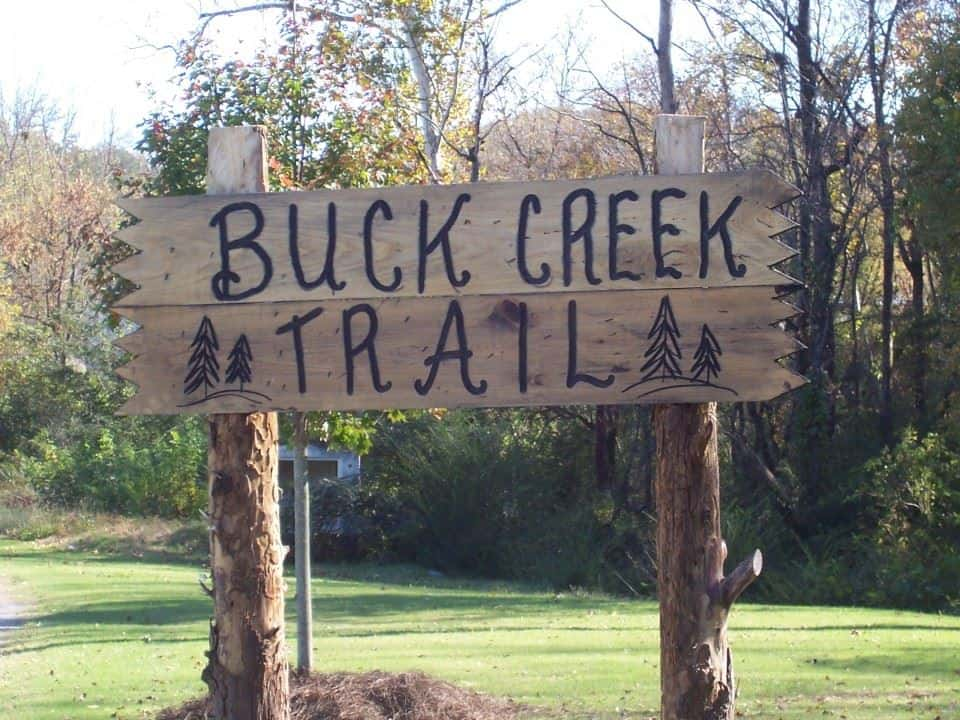 Buck Creek Trail, Alabaster