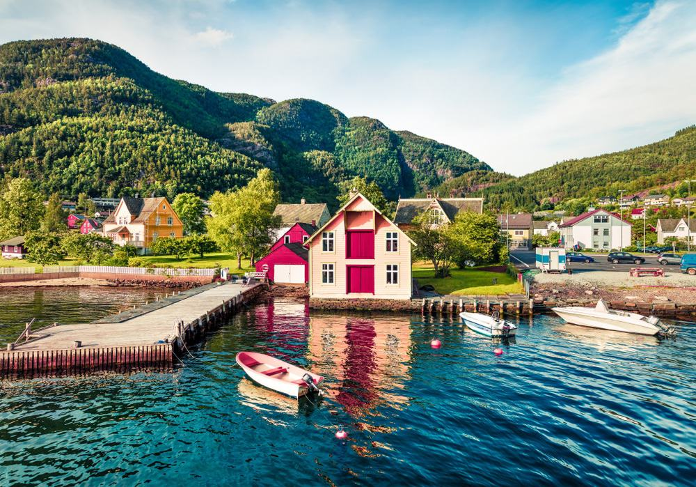Jondal, Norway