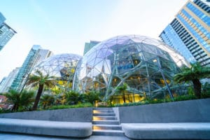 The Spheres, Seattle