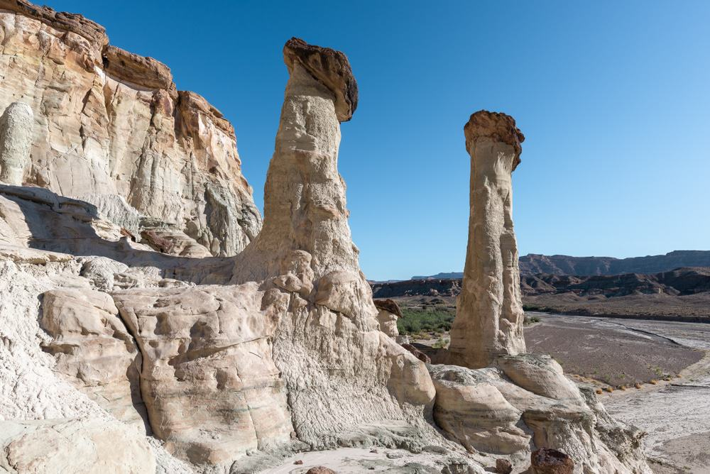The Wahweap Hoodoos, Kanab