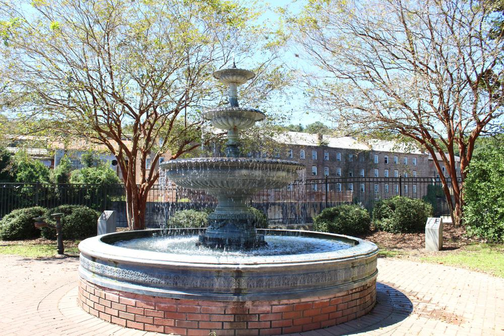 Old Fountain, Prattville