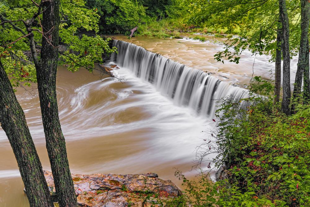 Anderson Falls, Indiana