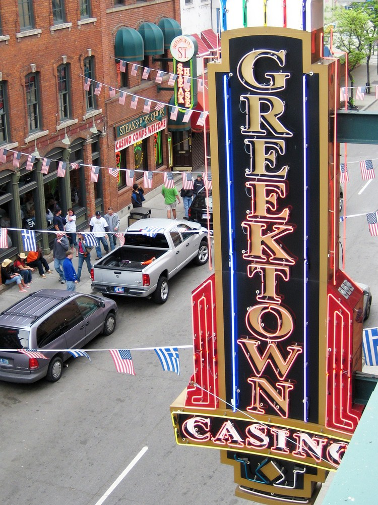 Greektown Casino, Detroit