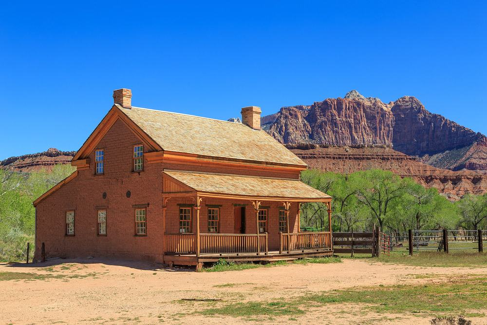 Grafton Ghost Town, Rockville