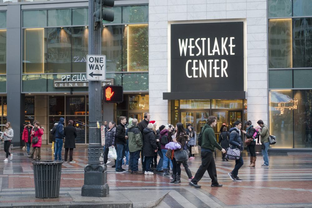 Westlake Center, Seattle