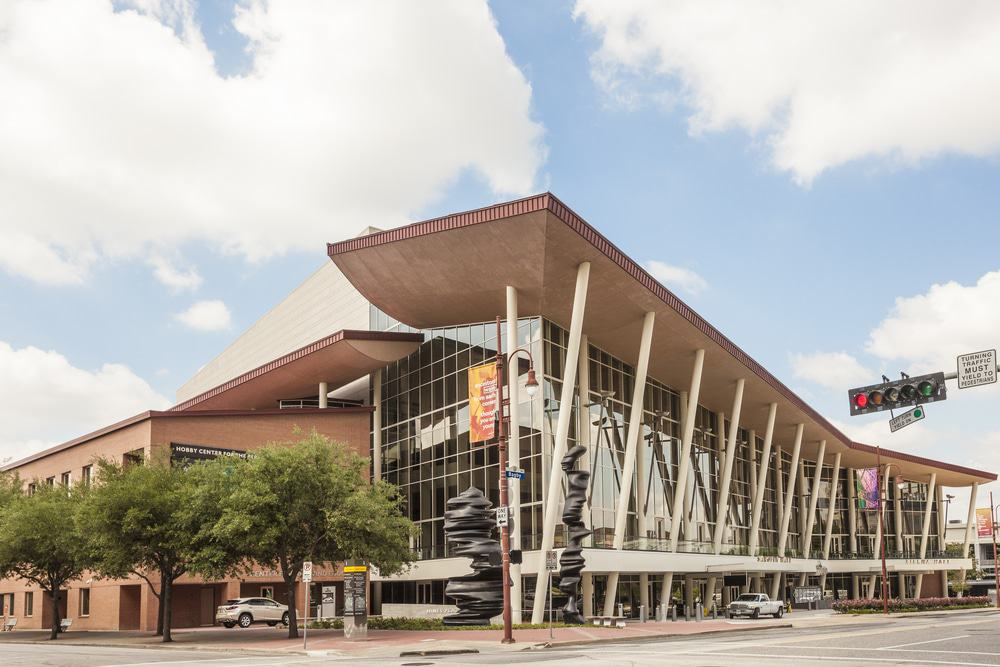 Hobby Center For Performing Arts, Houston