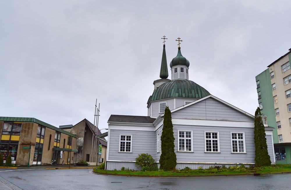 St Michaels Cathedral, Sitka