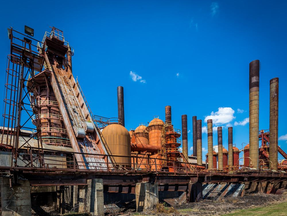Sloss Furnaces Historic Landmark