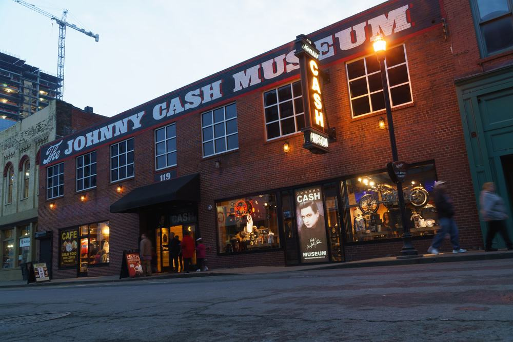 Johnny Cash Museum, Nashville