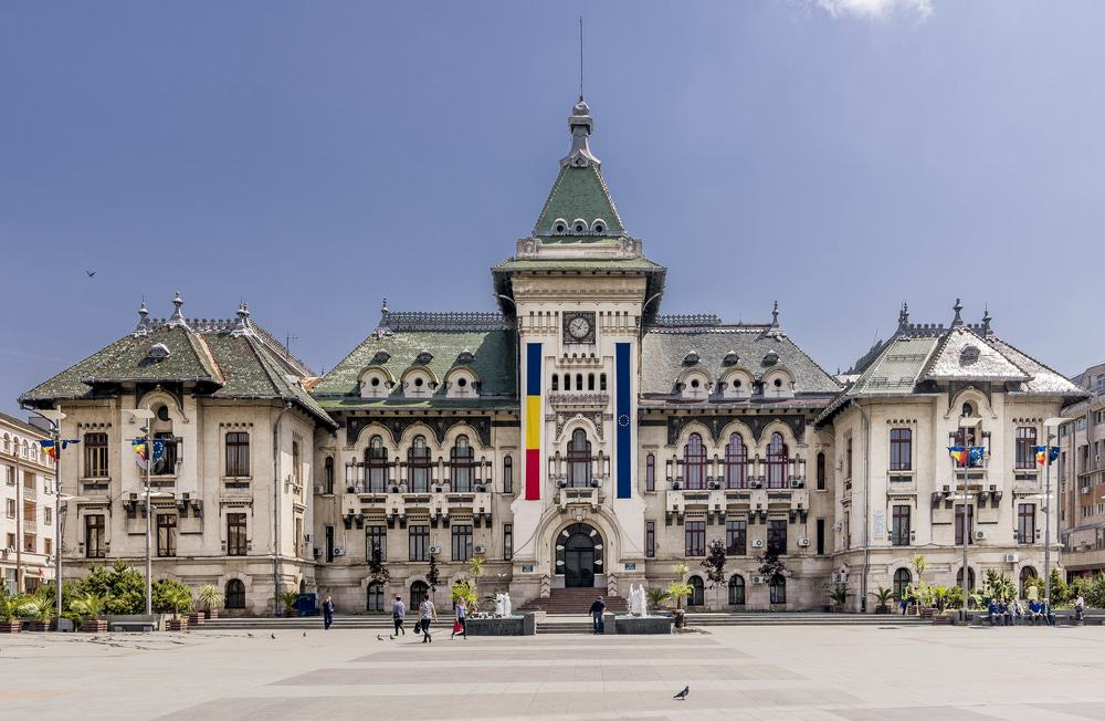 City Hall, Craiova, Romania