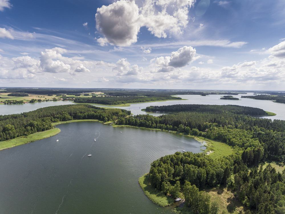 Masurian Lake District