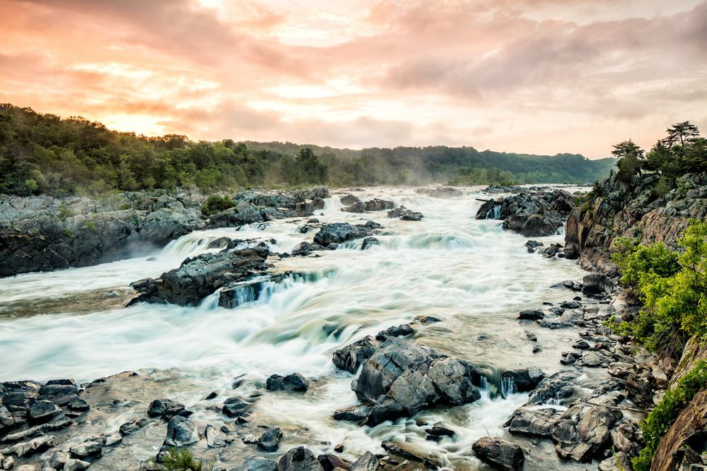 Great Falls of the Potomac, Maryland