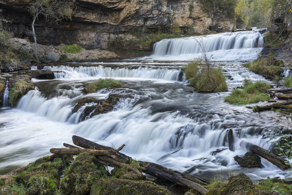 Willow River Falls, Wisconsin