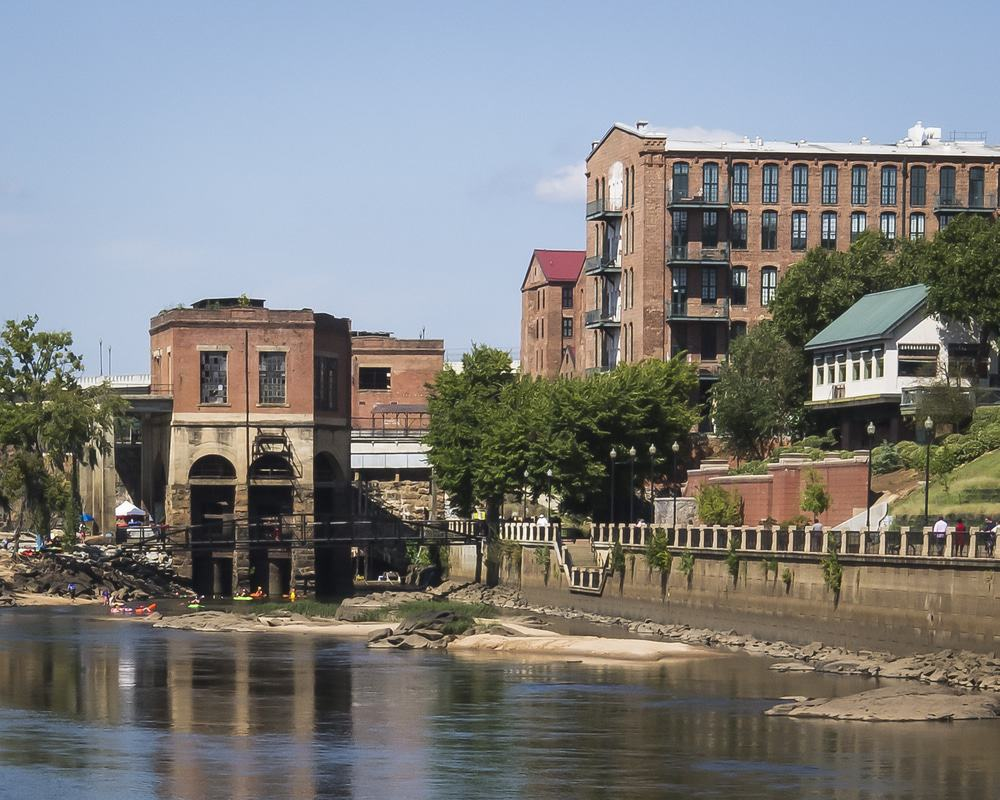 Columbus Historic Riverfront Industrial District