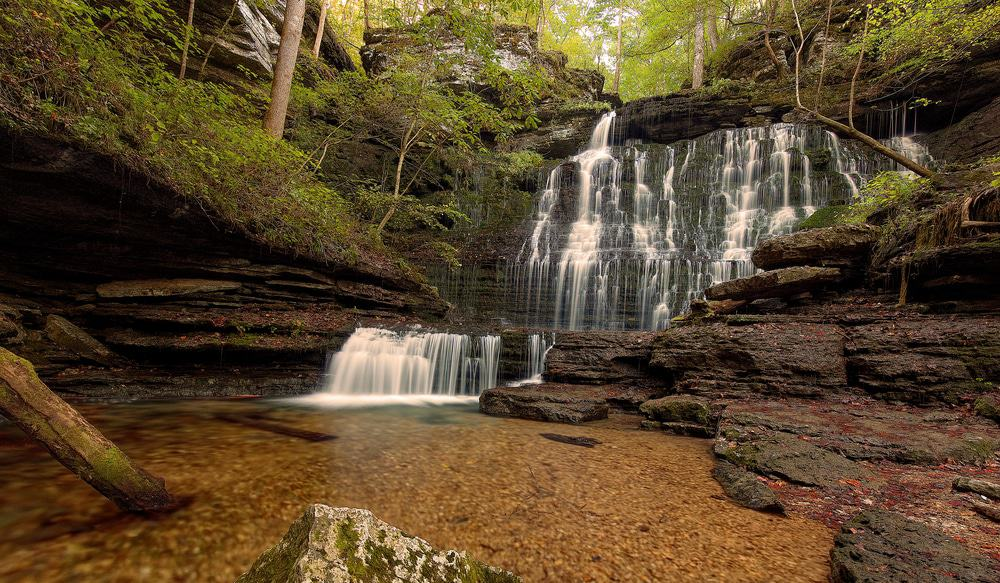 Machine Falls, Tullahoma