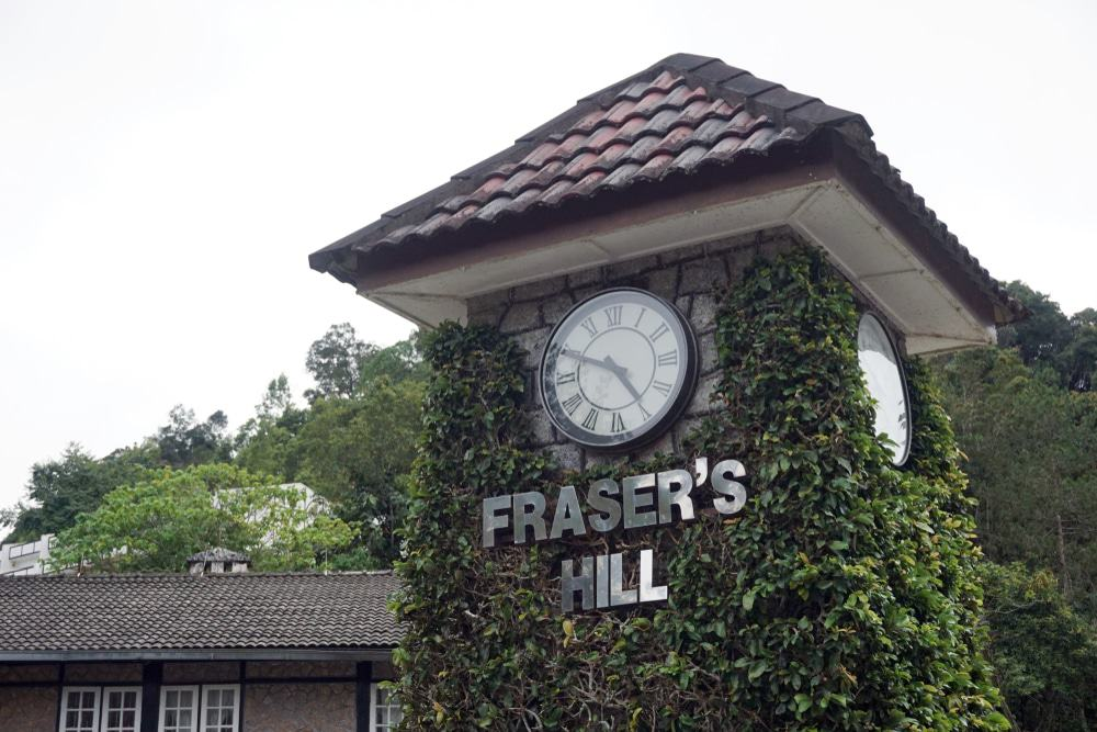 Fraser's Hill, Malaysia