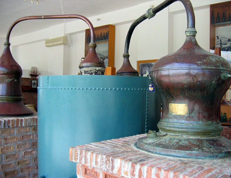 Barbayannis Ouzo Museum