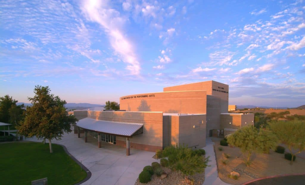 Del Webb Center For The Performing Arts