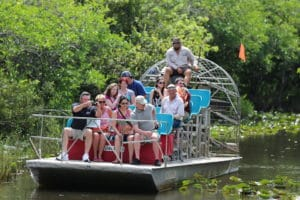Everglades Alligator And Airboat Tour