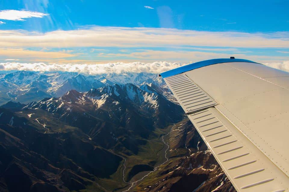 Flight To Denali National Park