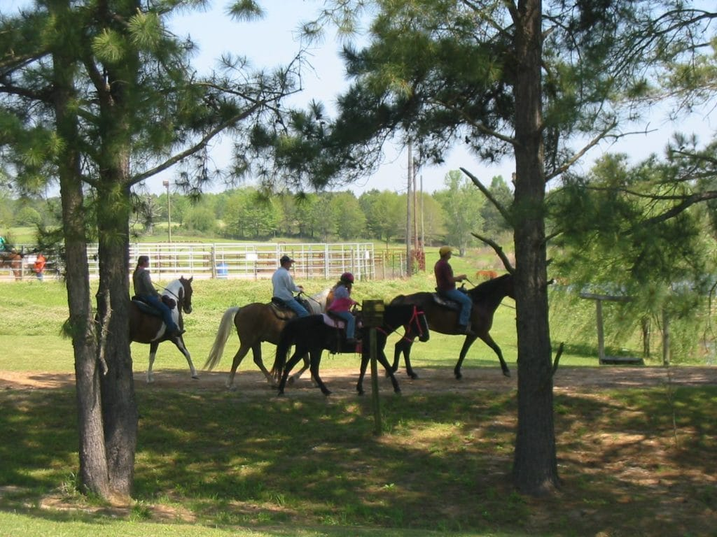 Heart Of Dixie Trail Ride