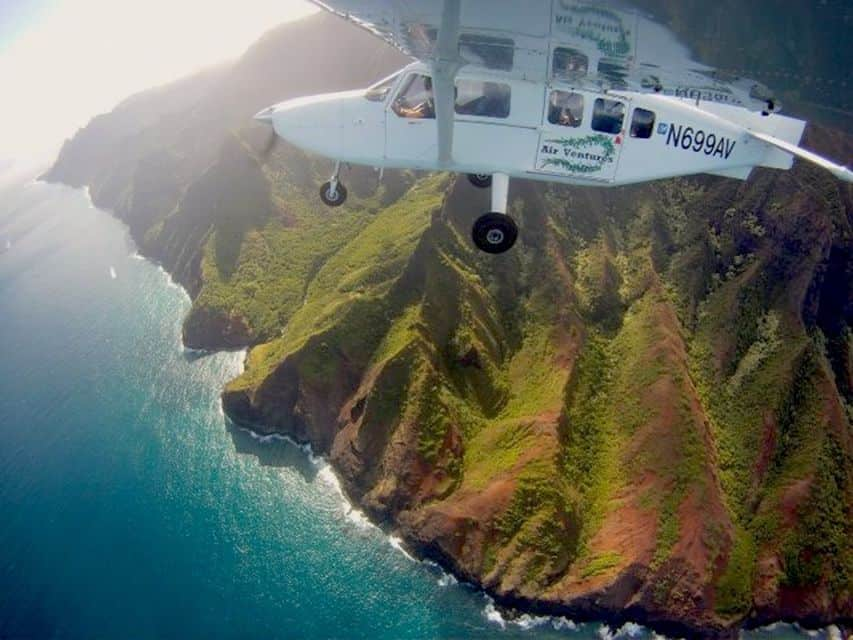 Kauai - Sightseeing Flight Over Napali Coast & Waimea Canyon