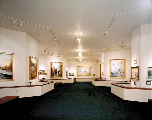 Norman Lowell Studio And Gallery