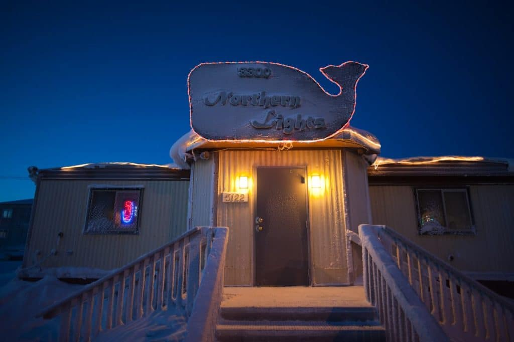Northern Lights Restaurant, Utqiagvik