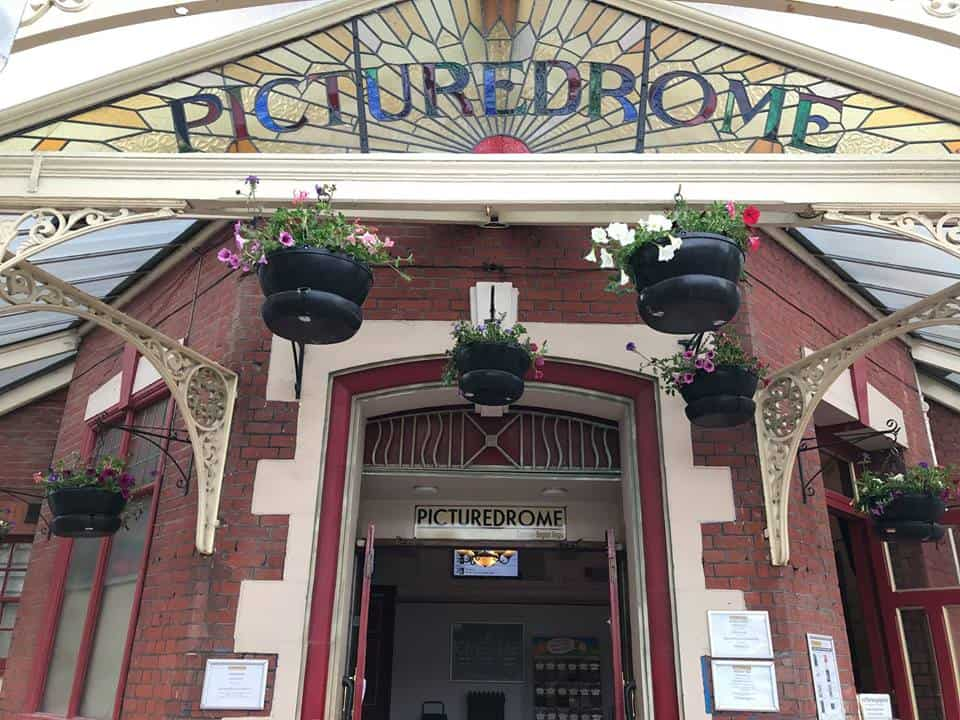 Picturedrome Cinema -historic England
