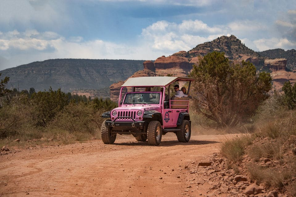 Red Rock Range 4x4 Jeep Tour From Sedona