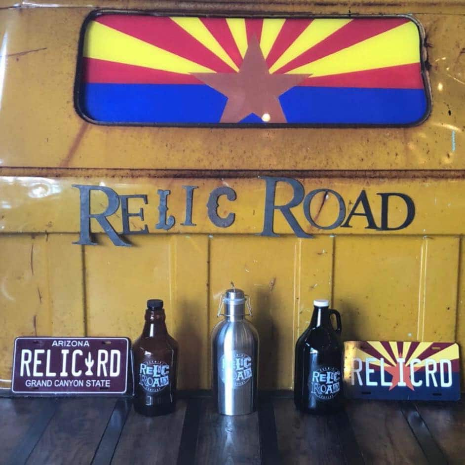 Relic Road Brewing Company