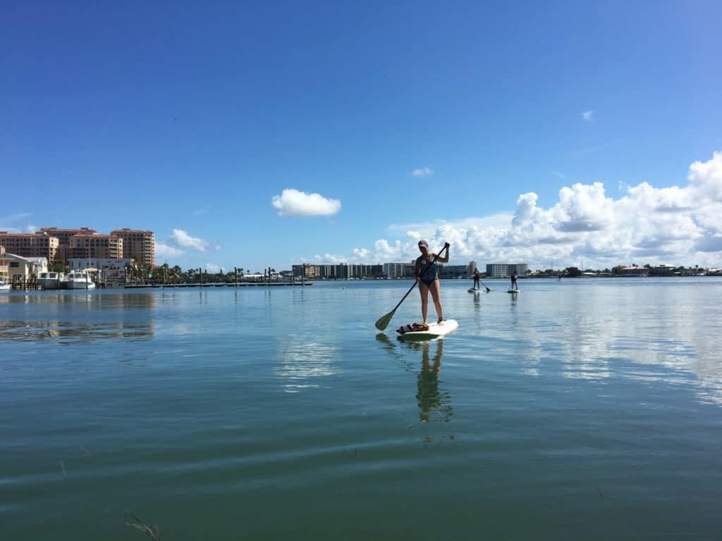 Tampa Bay SUP & Kayaking