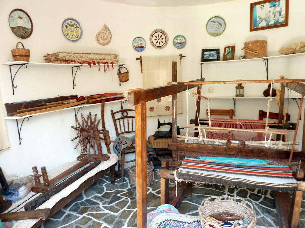 Museum of Cycladic Folklore, Paros