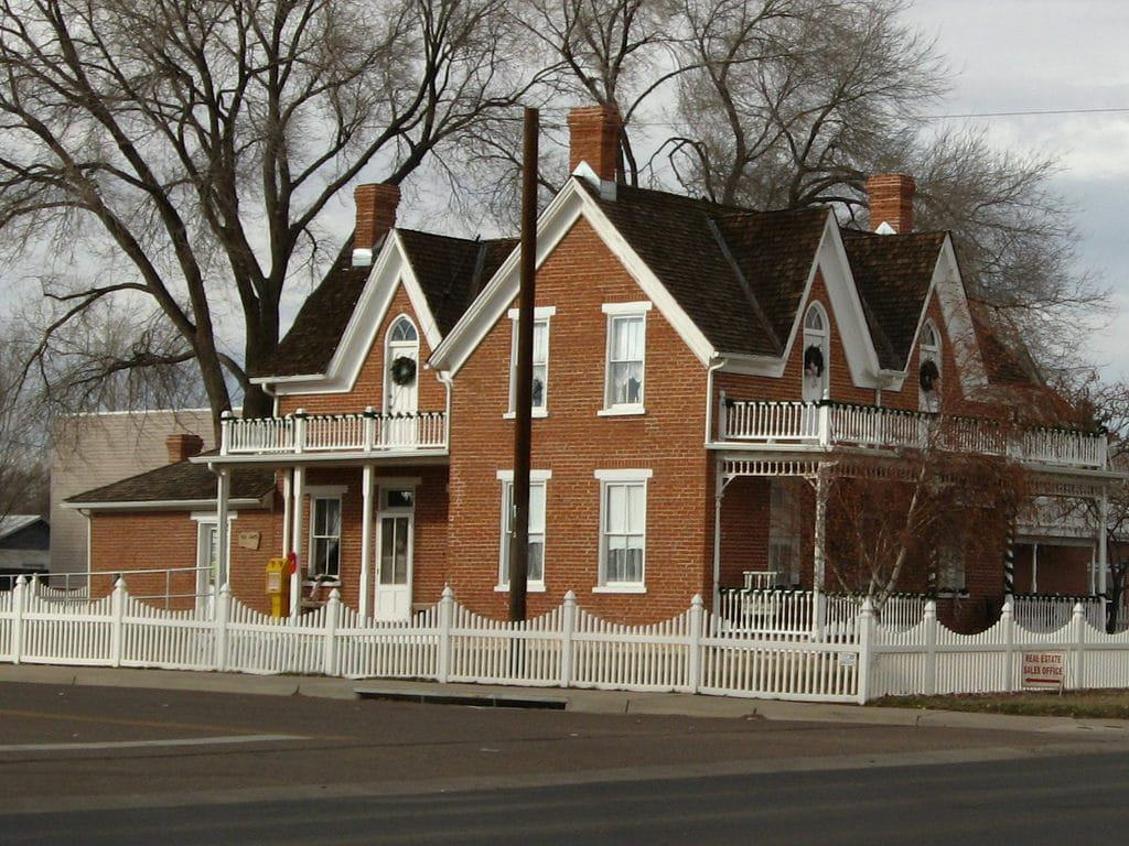 Snowflake's Historic Homes