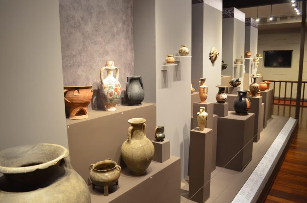 Archaeological Museum Mytilene