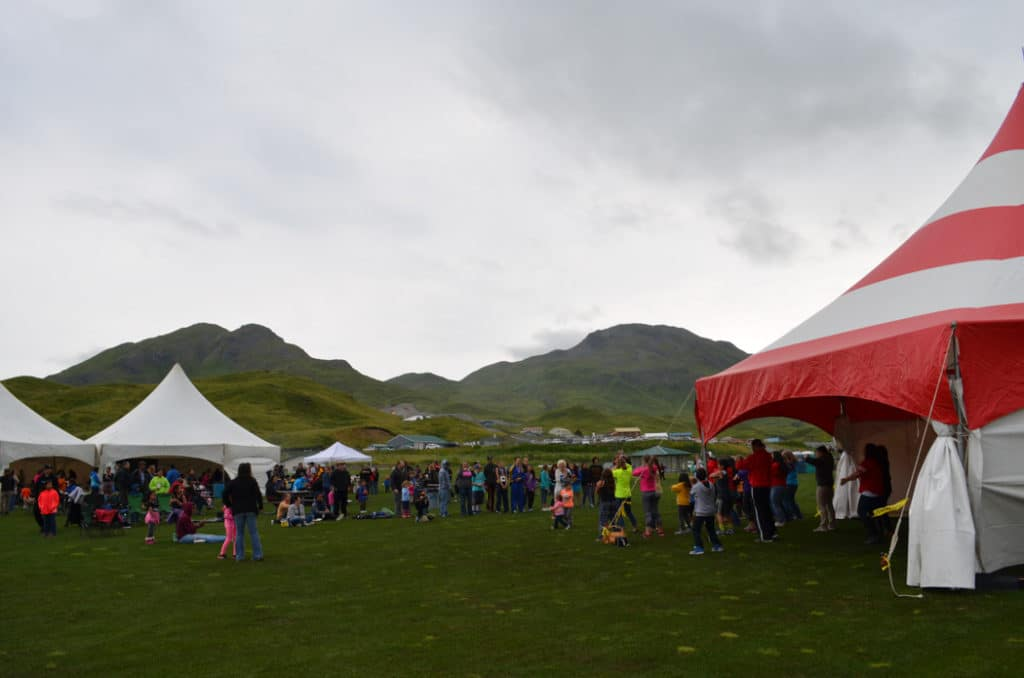 Heart of the Aleutians Festival