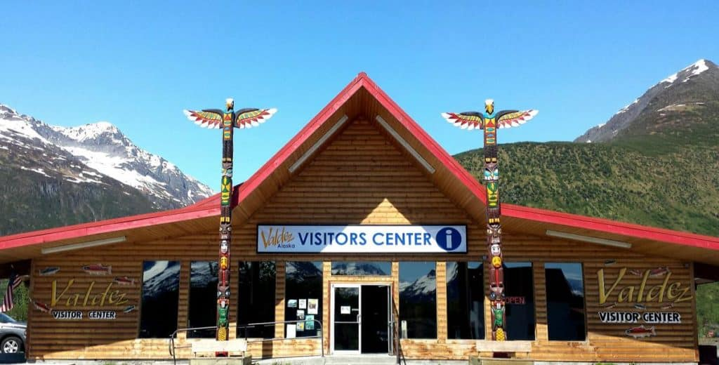 Valdez Convention & Visitors Bureau
