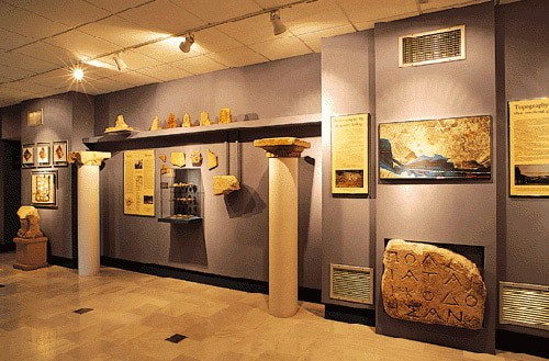 Archaeological Museum of Lefkada