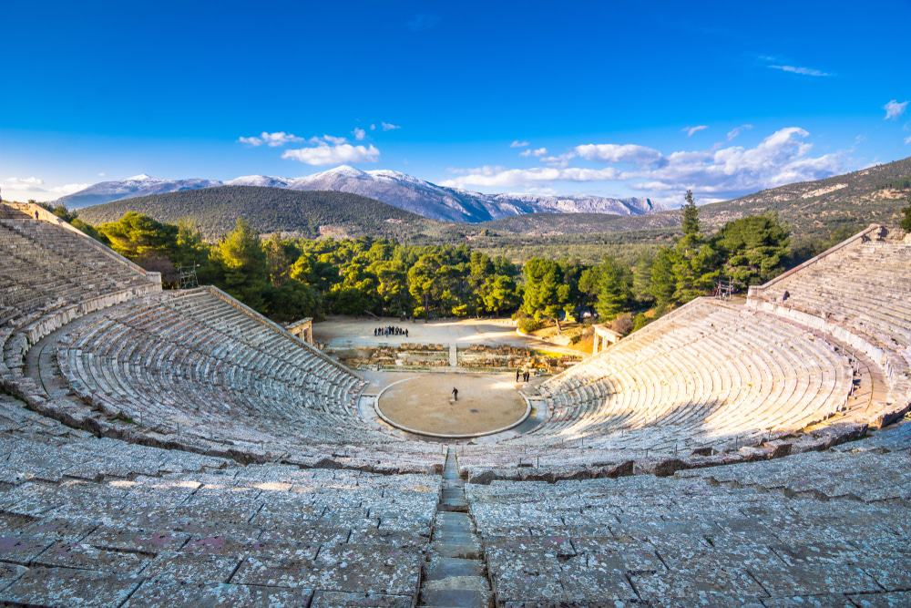 Great Theatre of Epidaurus