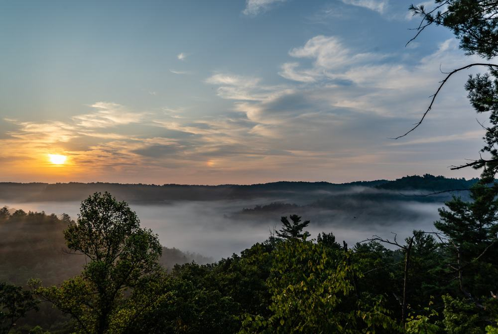 Red River Gorge Geological Area, Kentucky
