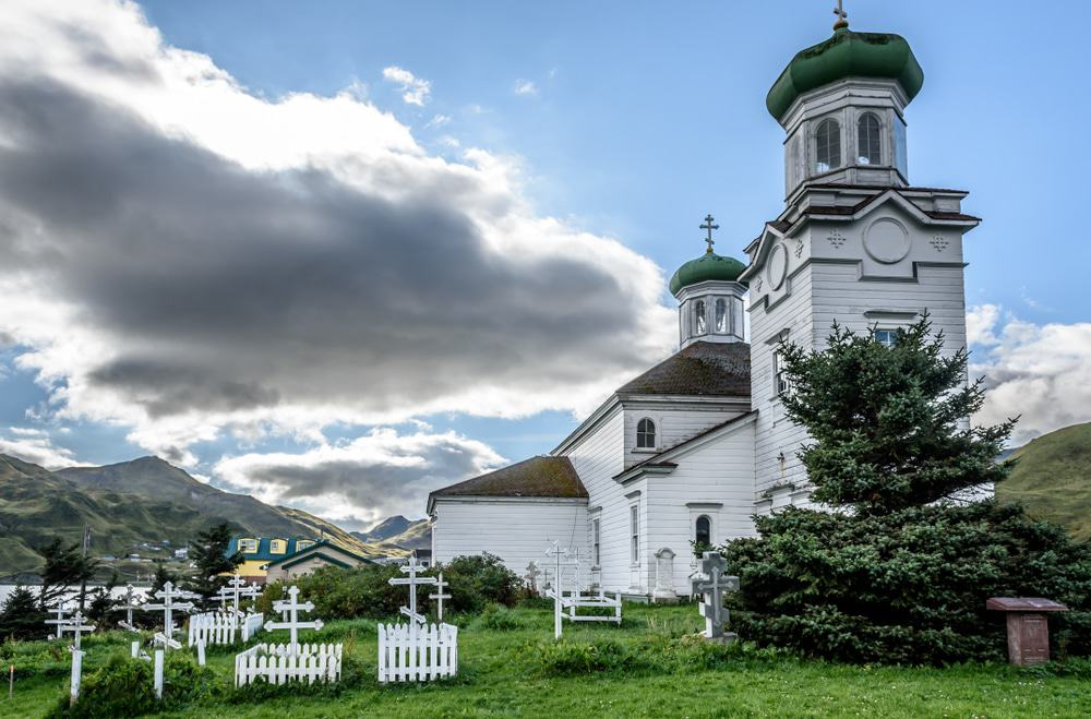 Holy Ascension Russian Orthodox Church, Unalaska