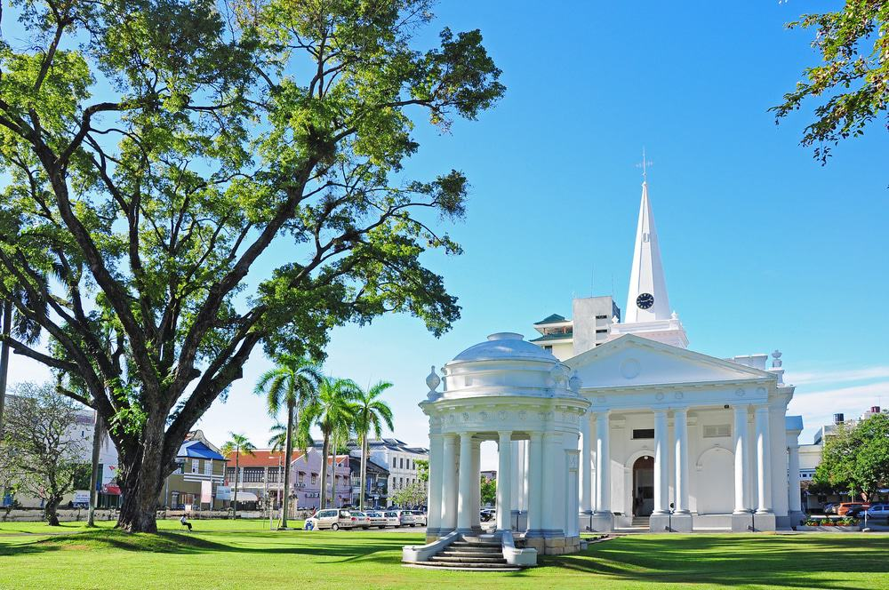 St George's in George Town