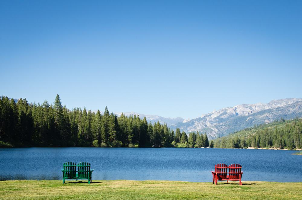Hume Lake, California