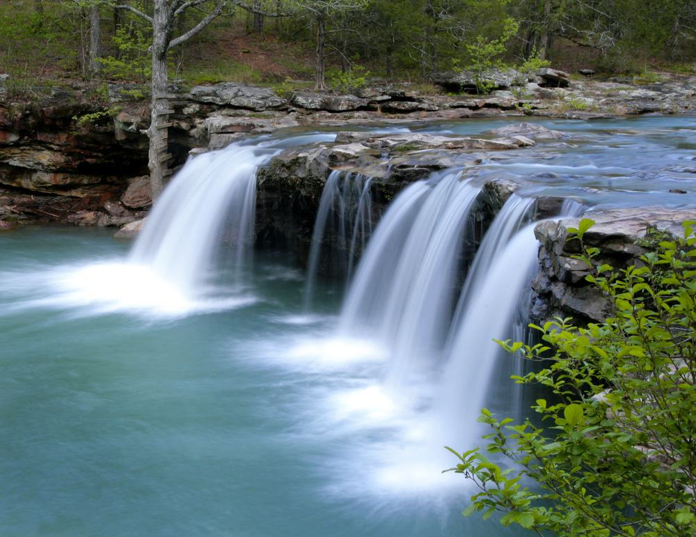 Falling Water Falls, Ozark National Forest