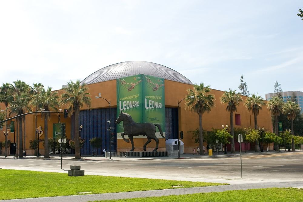 Tech Museum of Innovation, San Jose