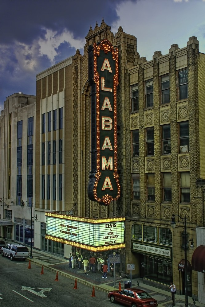Alabama Theatre, Birmingham