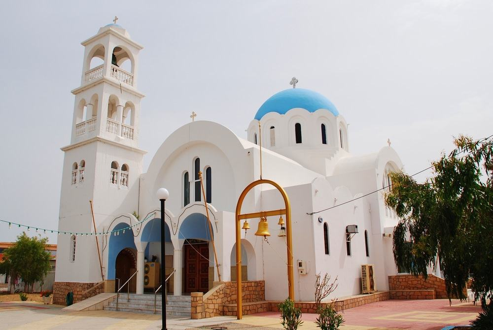 Church of Agioi Anargyroi